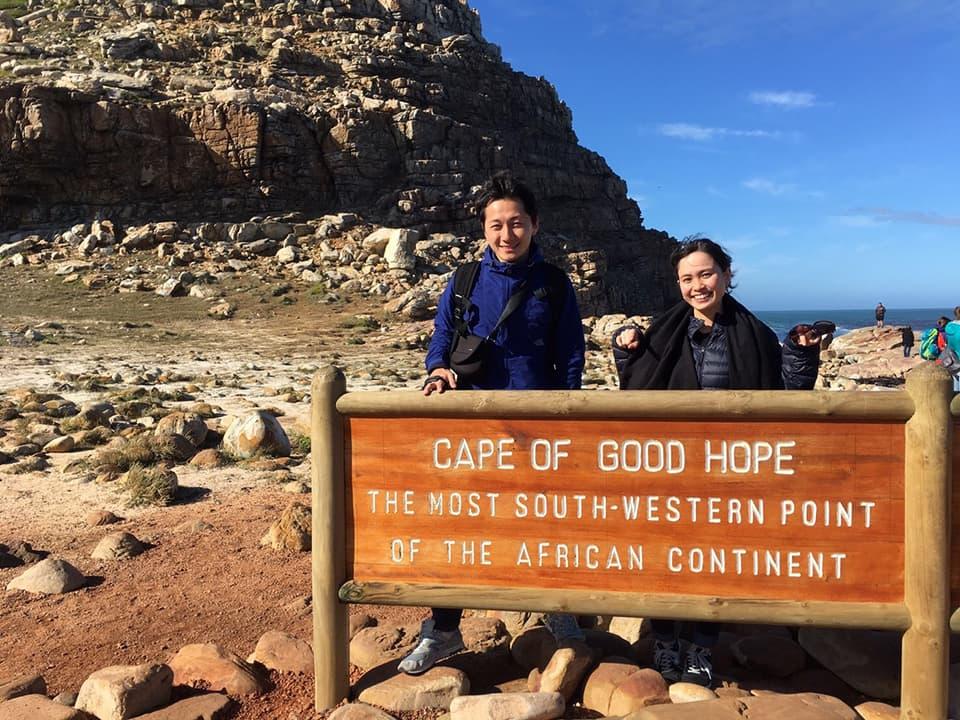 南アフリカをギュッと周れ、ツアーガイドさんも面白くて、良い思い出になりました。
