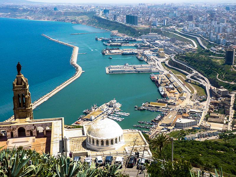 アルジェリアの旅行情報 | アフリカ旅行の道祖神