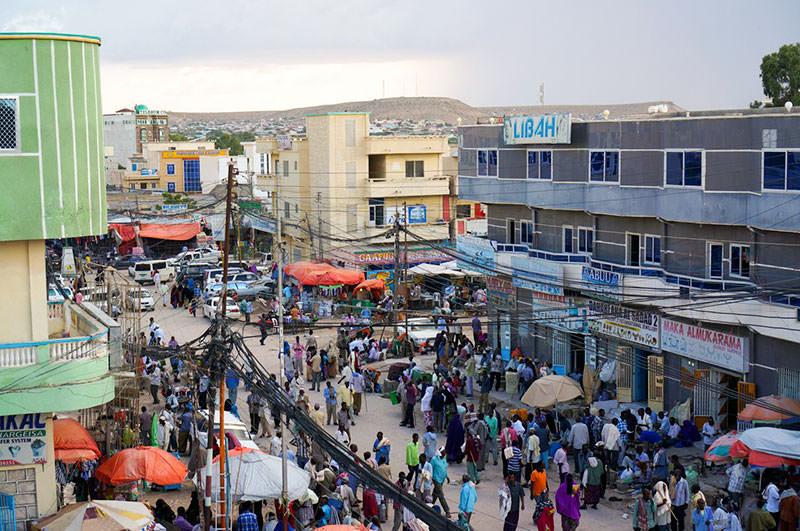 ソマリアの旅行情報