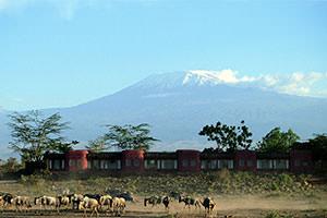 アフリカのホテル・ロッジ紹介