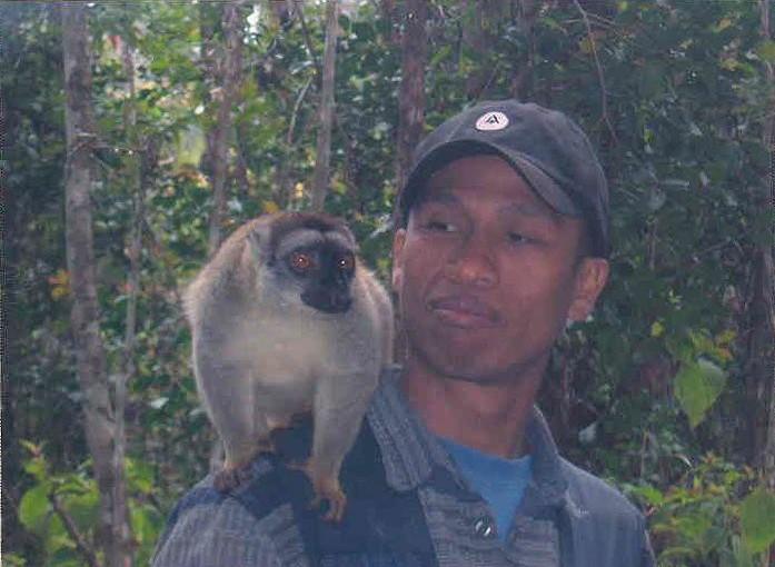 アフリカからコンニチハ!VOL.8 FROM マダガスカル