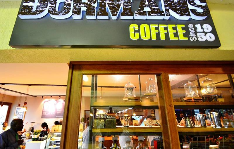 ケニアのコーヒー豆