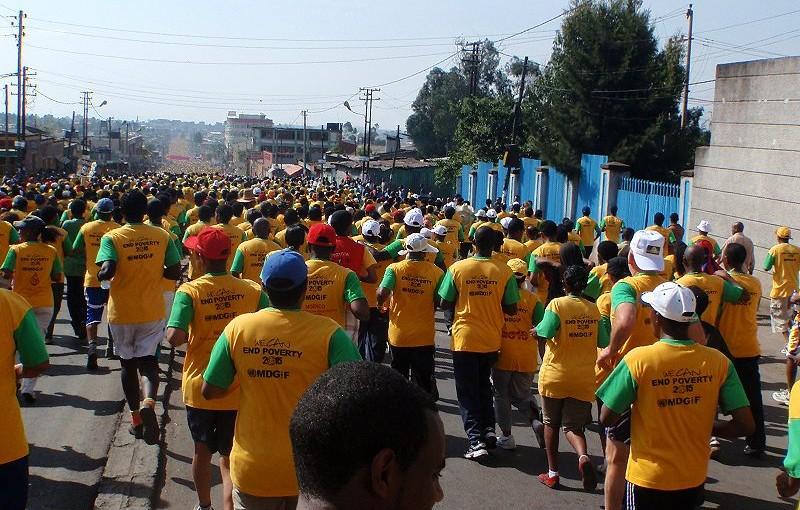 アフリカのマラソン王国エチオピア