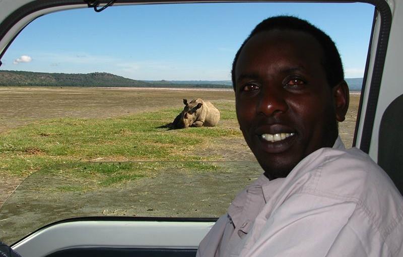 アフリカからコンニチハ!VOL.11 FROM ケニア