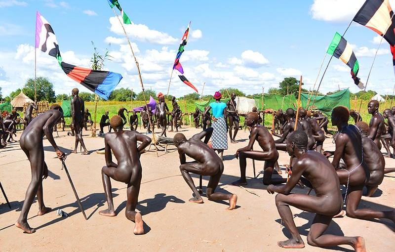 憧れの南スーダン
