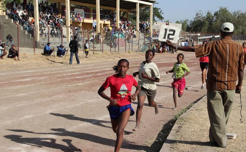 やっぱりマラソンが人気?エチオピアのスポーツ事情