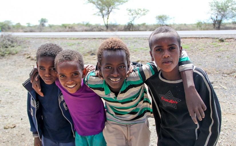 エチオピアで車が動かなくなった時の素敵な出会い