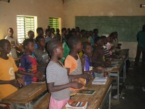 村の小学校