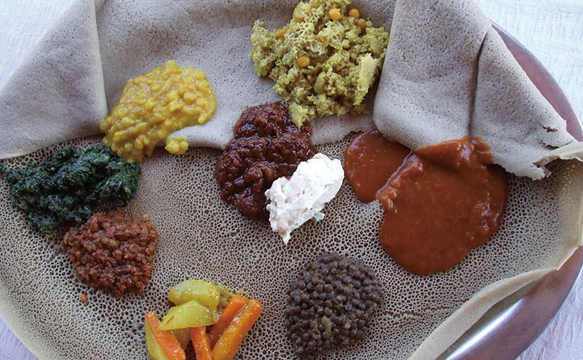 「食」 インジェラだけじゃないエチオピアンフード