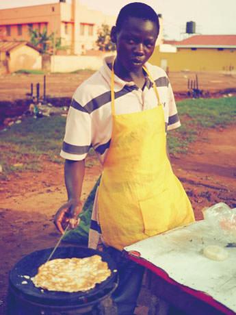 ナイロビ ダイアリー no.16 東アフリカの国々 与太話1