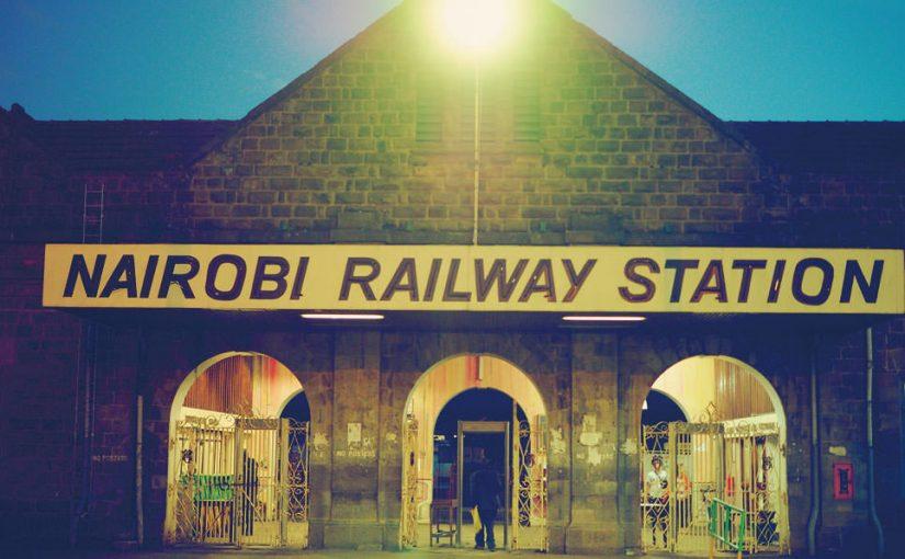 ナイロビ ダイアリー no.17 ケニア、鉄道の旅