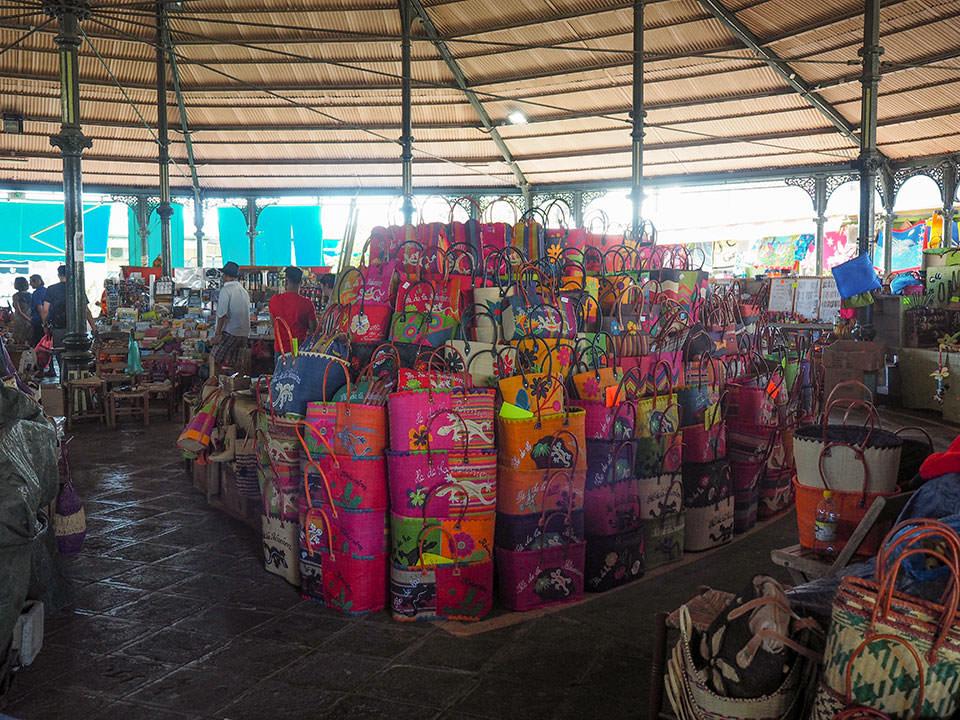 民芸品はマダガスカル産が多い