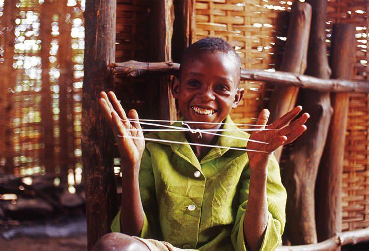 Africa Deep!! 58 子どものあそびを観察するのもアフリカ旅の醍醐味のひとつ