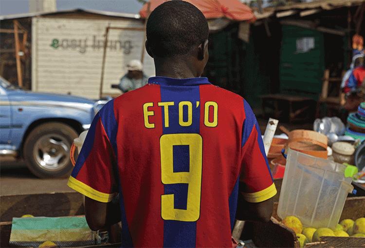 Africa Deep!! 61 サッカーがとりもつ日本とアフリカ 友好と相互理解の可能性
