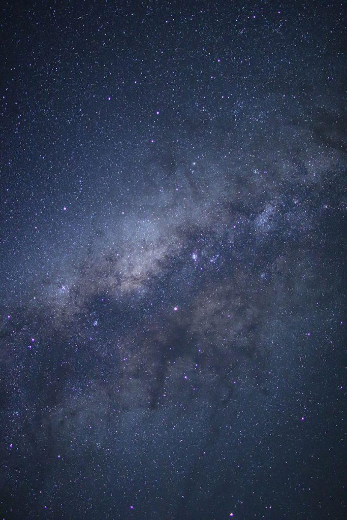 ナミビアは星空が綺麗にみえることでも有名です
