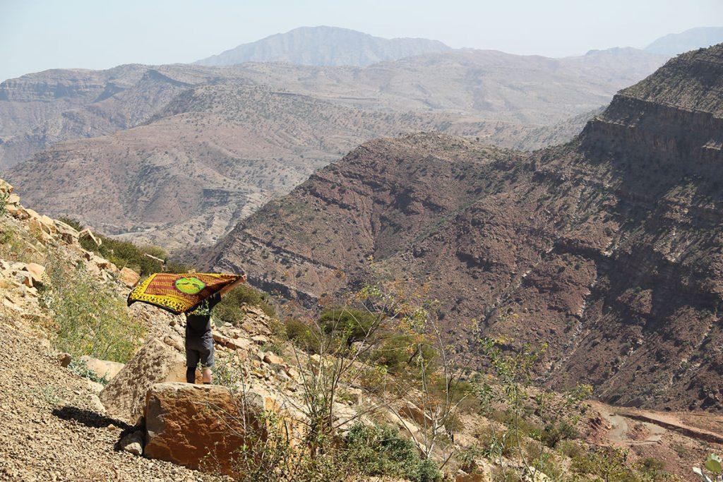 海抜0m以下の低地から標高2,000m以上の高地まで、ダイナミックに移り変わる景色も楽しみの一つです。