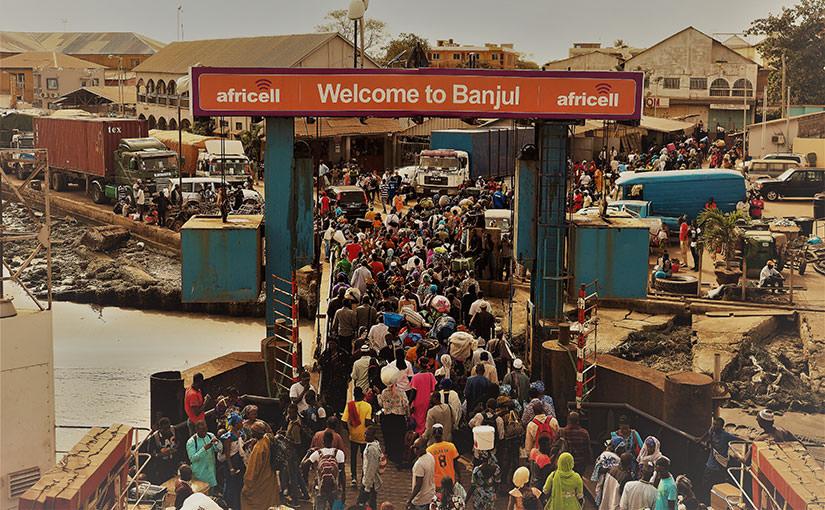 2017.2.9発 南セネガル・大西洋の島々訪問とガンビア河を遡る旅 11日間