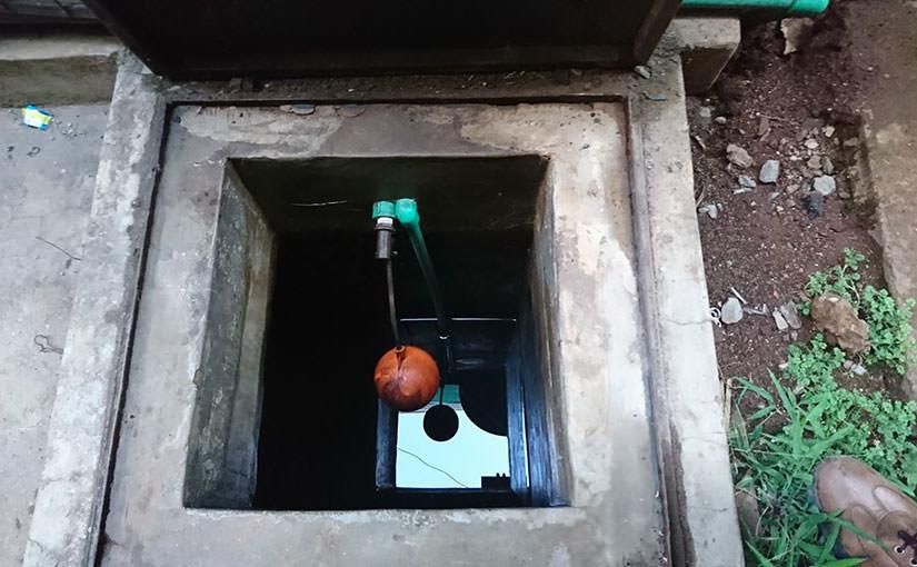 ナイロビの水事情