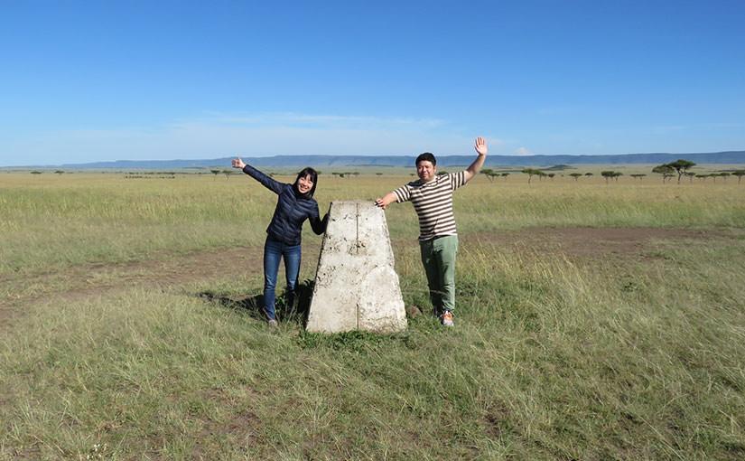 ハネムーン・レポート『ケニアサファリとザンジバルビーチ手配旅行』