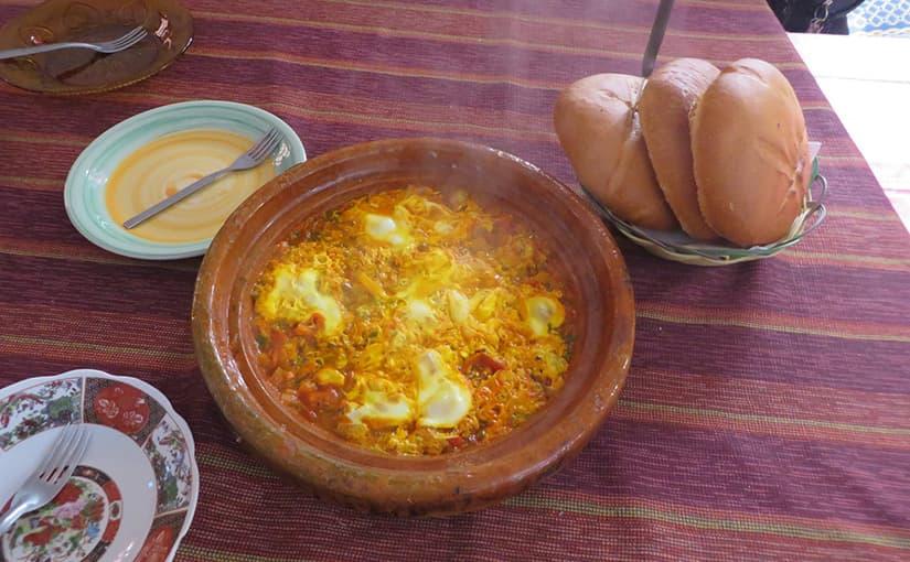 モロッコのパン