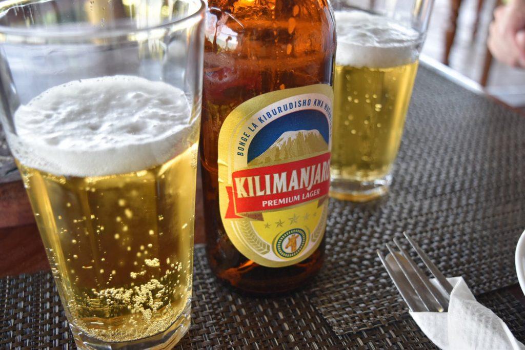 美しい景色とビール、最高のマリアージュ