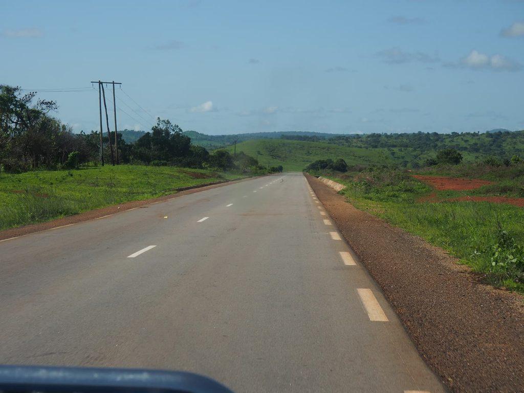 道路も舗装化され随分快適になりました