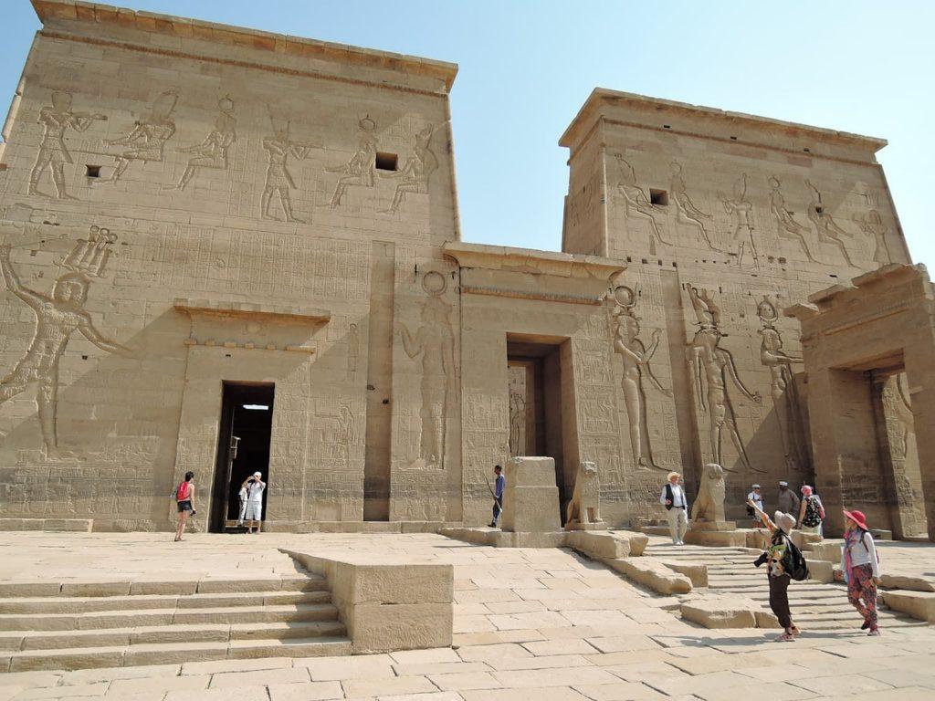 フィラエのイシス神殿
