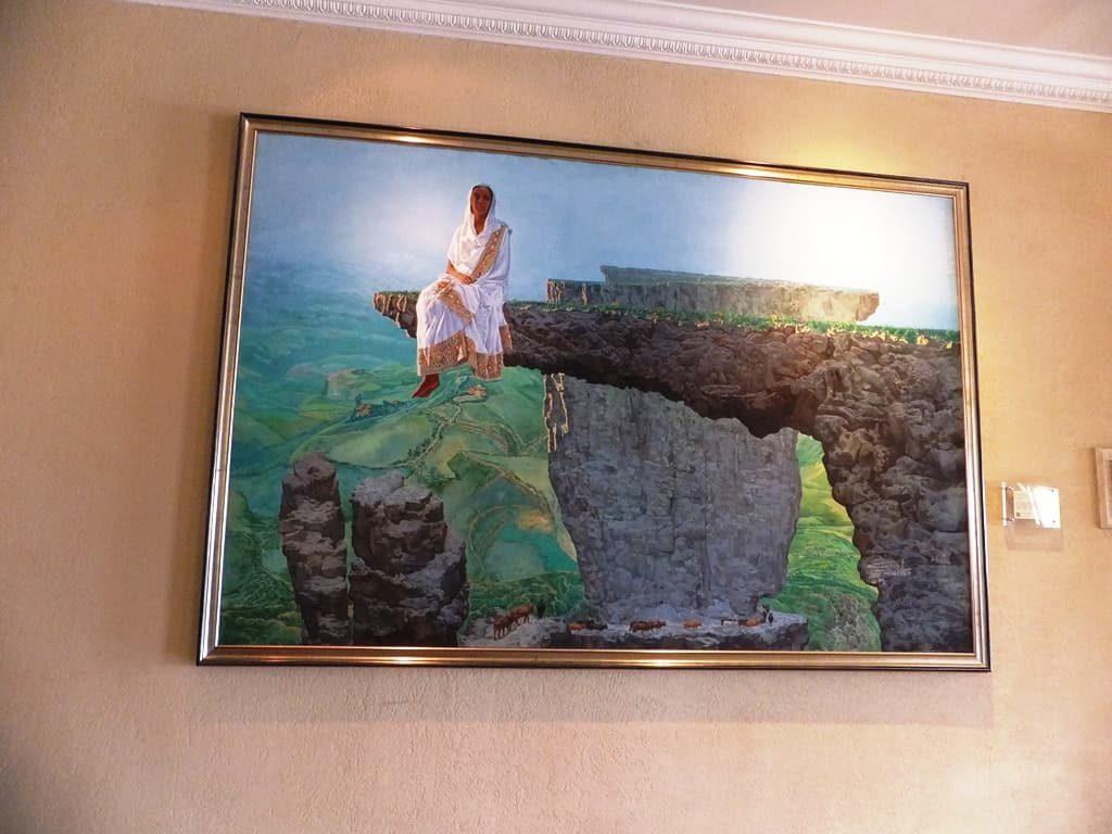 人気のエチオピアンアーティストMezgebu Tesemaの作品