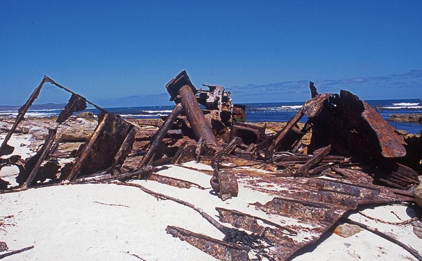 Africa Deep!! 64 難破船の墓場を歩く シップレック・トレイル