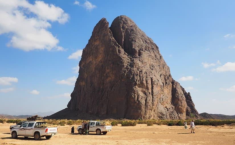 2017.12.23発 ヌビア砂漠から紅海へ! スーダン北東部周遊 14日間