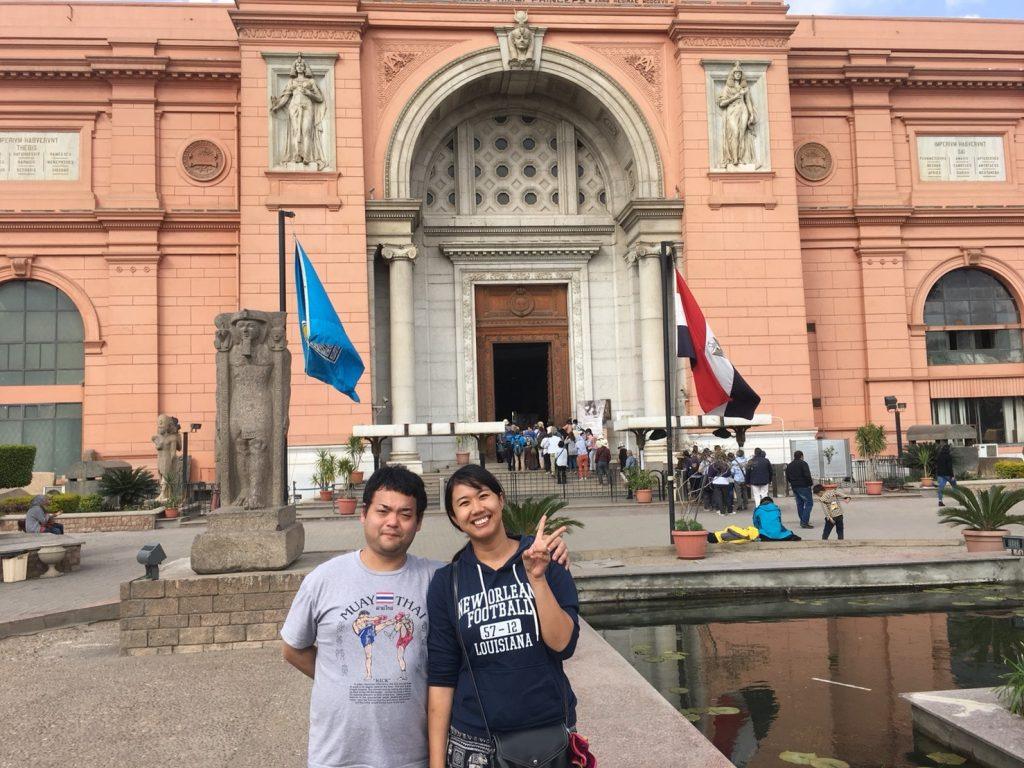 カイロ博物館