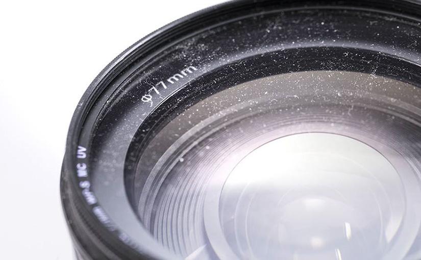 サファリ時のカメラの埃対策