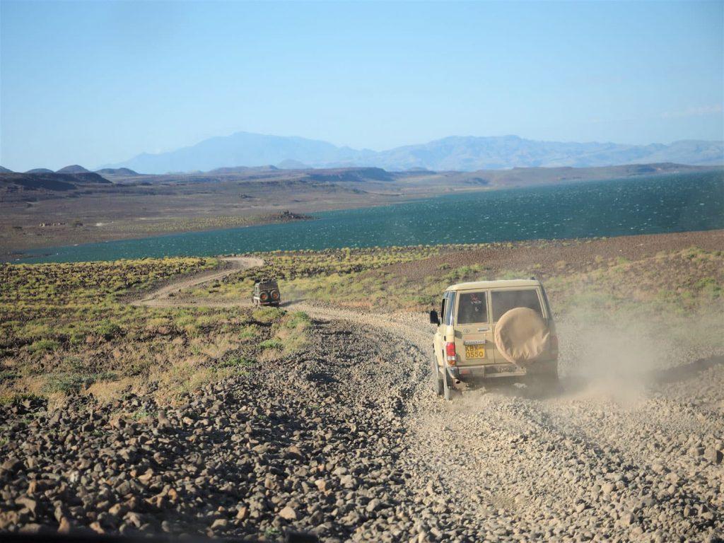 荒々しい景観が続く『北部ケニア』。今までのケニアのイメージが覆される旅でした。