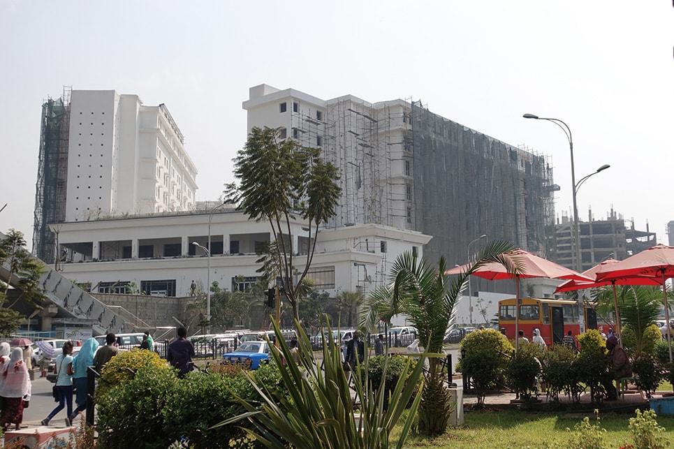 世界で最も成長する新興国のひとつエチオピア。急速な都市化が進んでいる