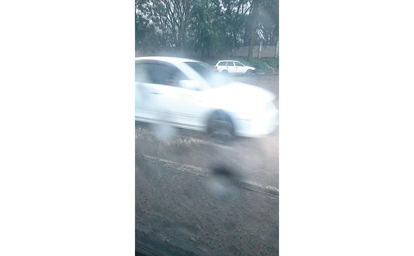 ナイロビダイアリー no.23 雨季のナイロビ