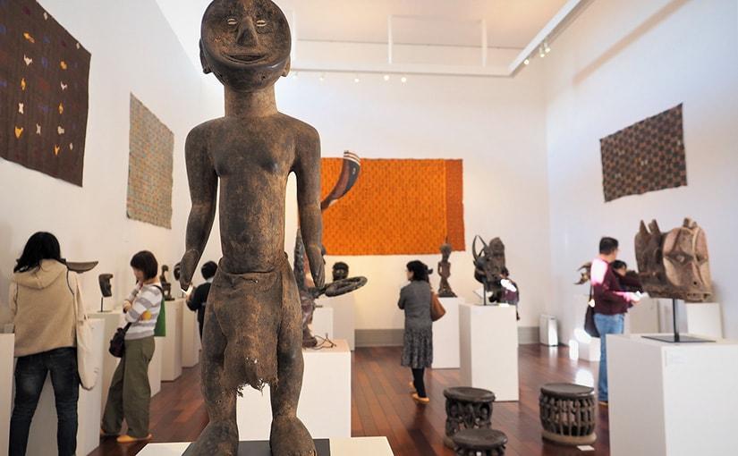 アフリカカルチャー講座「アフリカン・アートミュージアムと薮内正幸美術館を訪ねる1日」