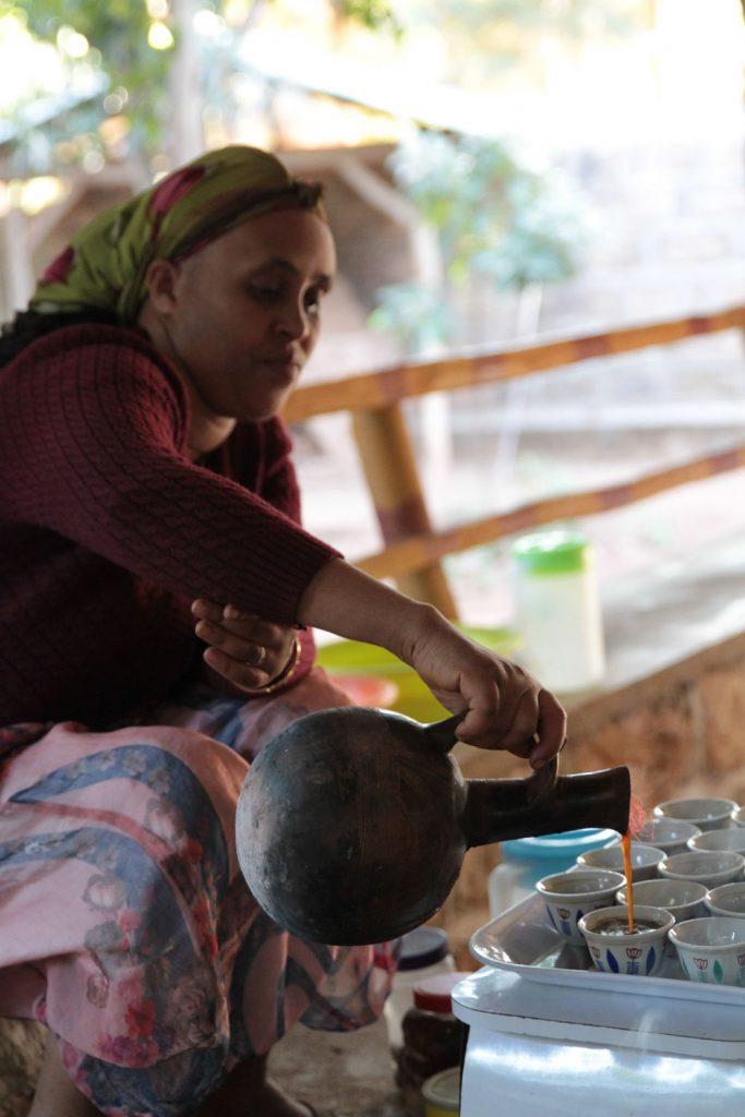 エチオピアコーヒー (2)