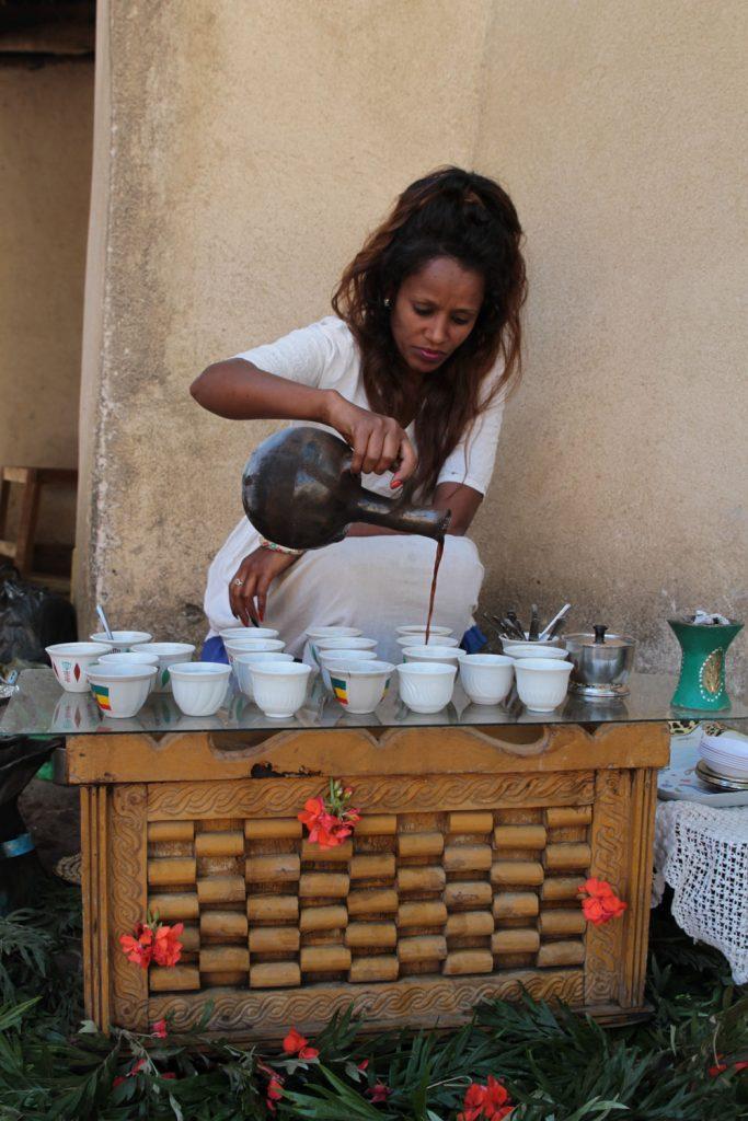エチオピアコーヒー(3)