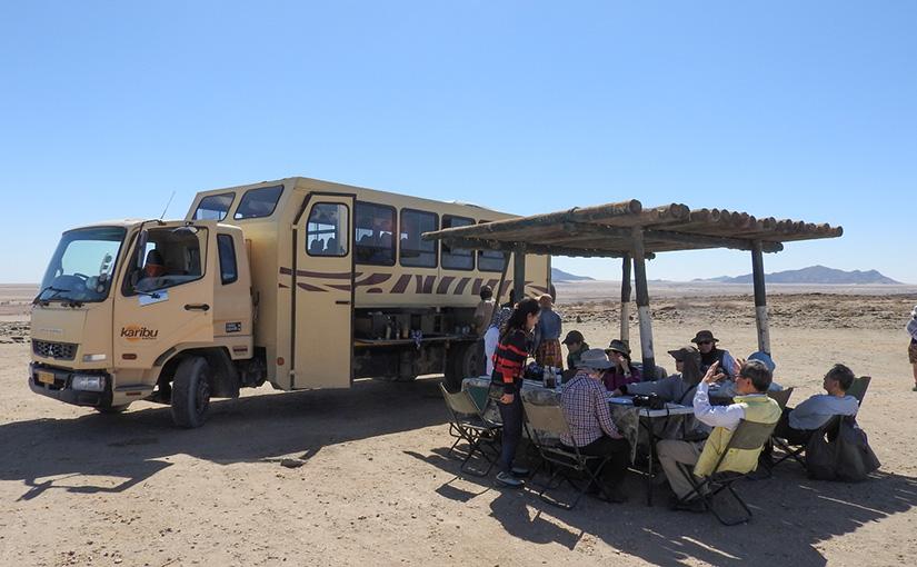 2019.4.27発 GWスペシャル ナミブ砂漠訪問 ナミビア・キャンプ 9日間