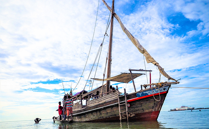 2019.2.15発 インド洋・スワヒリ・コースト航海~ダウ船で巡る島旅15日間~ 前編