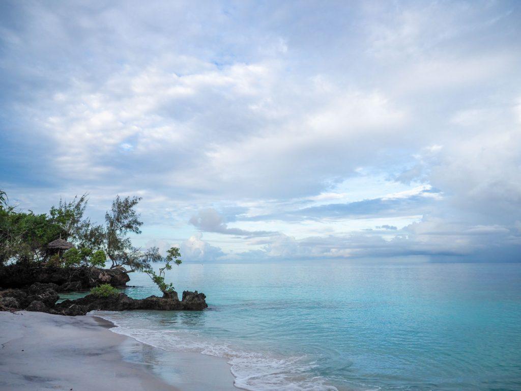 ペンバ島の最北端ヴマ・ウィンビ海岸は透き通るように美しく、そのわりに観光客の少ない静かなビーチが広がります。お勧めです!