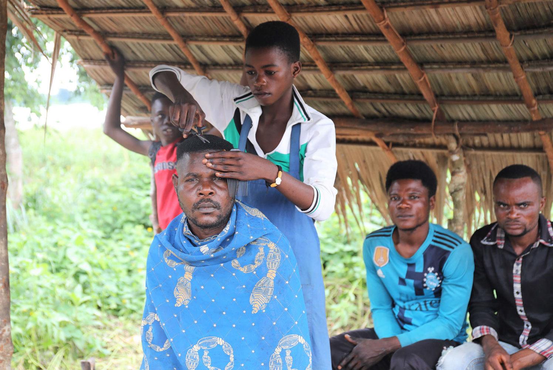 村々は被写体に溢れていた。もちろん、レンズを向けただけで「アフリカ流」に怒られることは多い。